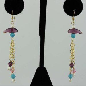 shoulder duster earrings